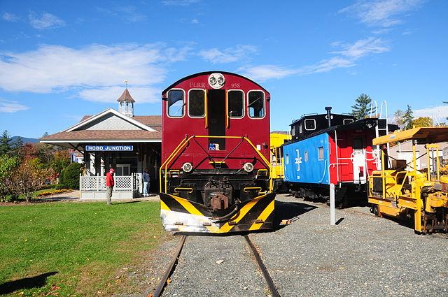 Joy Train Ride