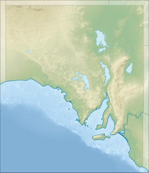 Little Sahara Map