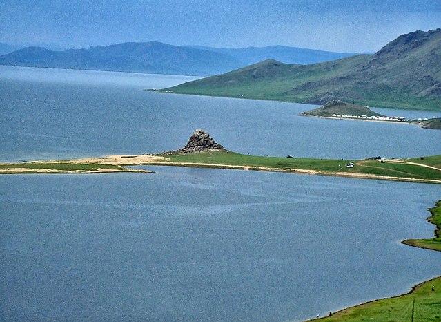 Khorgo-Terkhiin Tsagaan Nuur National Park