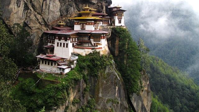 Monasteries in Bhutan