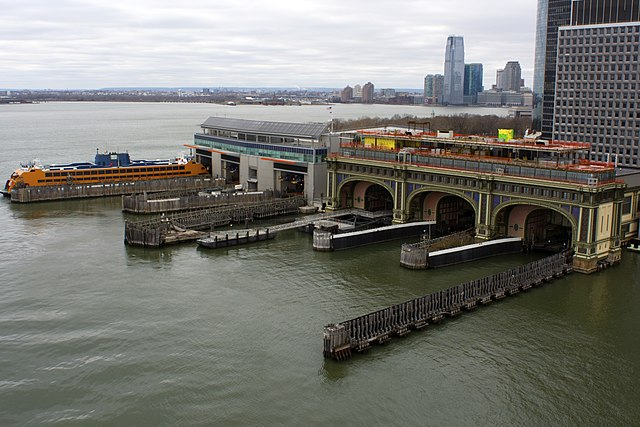 Things to Do With Kids in New York Seeing the South Ferry