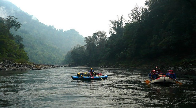 river rafting Red Chilli