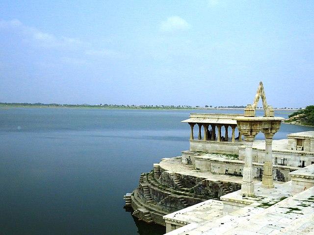 Lake Rajsamand