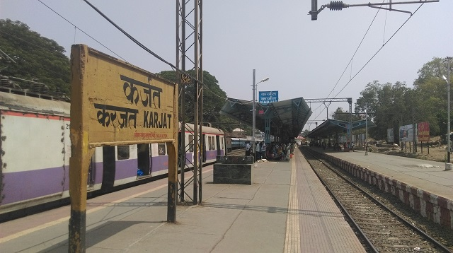 Reaching Karjat from Mumbai